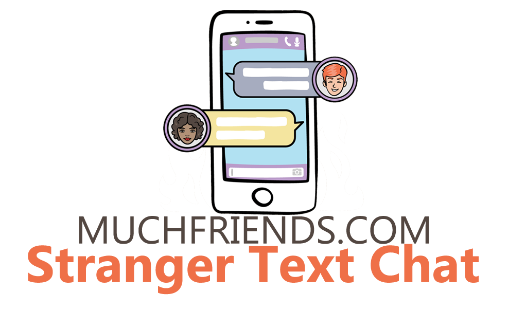 Free text chat with strangers